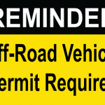A Permit Is Required To Drive On Ocracoke Island Beach