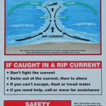 Be Safe! Learn how to escape a rip current!
