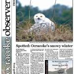 Ocracoke Observer Cover - April 2014