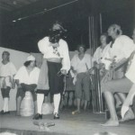 """Blackbeard Singing """"Avast!"""" in """"A Tale Of Blackbeard"""" On Ocracoke Island - 1974"""