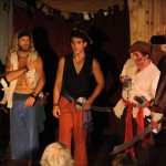 "Pirates Singing ""Avast!"" In ""A Tale of Blackbeard"" On Ocracoke Island- 2014"