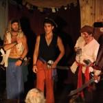 """Pirates Singing """"Avast!"""" In """"A Tale of Blackbeard"""" On Ocracoke Island- 2014"""