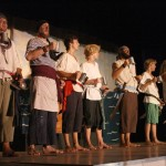 "Pirates Singing ""Avast!"" In ""A Tale of Blackbeard"" On Ocracoke Island- 2015"