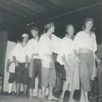 """Pirates Singing """"Ocracoke Cutie"""" In """"A Tale Of Blackbeard"""" On Ocracoke Island- 1974"""