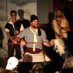 """Pirates Singing """"Ocracoke Cutie"""" In """"A Tale Of Blackbeard"""" On Ocracoke Island- 2014"""