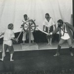 "Blackbeard Fights In ""A Tale Of Blackbeard"" On Ocracoke Island - 1987"