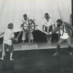 """Blackbeard Fights In """"A Tale Of Blackbeard"""" On Ocracoke Island - 1987"""