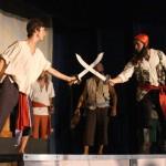 """Blackbeard Fights In """"A Tale Of Blackbeard"""" On Ocracoke Island - 2015"""