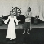 "Elizabeth Singing ""Mama Never Told Me 'Bout Sailors"" in ""A Tale Of Blackbeard"" On Ocracoke Island - 1987"