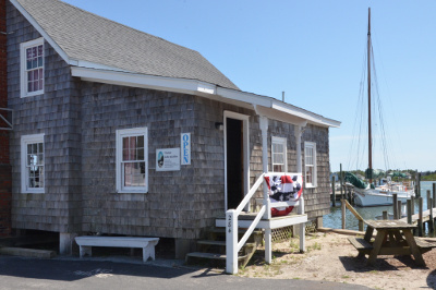 OCBA Information Center On Ocracoke Island