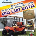 Community Park Raffle Posters 2014 - Look for this year's raffle soon!