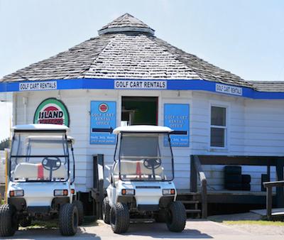 Ocracoke Island Golf Cart Rentals