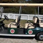 Ocracoke Island Golf Cart Rentals - Six Seater