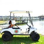 Ocracoke Island Golf Cart Rentals - Four Seater