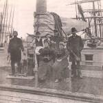 Old Diver (left) circa 1880s