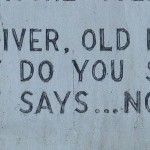 Old Diver Saying