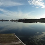 Silver Lake From NCCAT Dock Photo Sphere