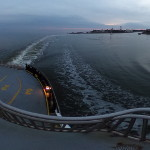 Leaving Ocracoke early in the morning Photo Sphere
