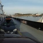 Leaving for Ocracoke from Swan Quarter Photo Sphere