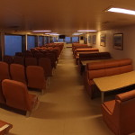 Ferry Lounge Early In The Morning Photo Sphere