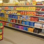 Variety Store Cracker Aisle On Ocracoke Island