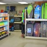 Variety Store Beach Gear On Ocracoke Island