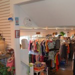 Village Thrift On Ocracoke As Seen From Back Room