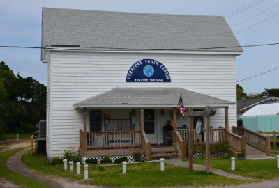 Village Thrift on Ocracoke Island