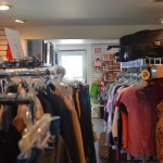 Village Thrift On Ocracoke is Packed With Second Hand Clothes