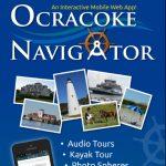 Ocracoke Navigator Rack Card Front