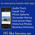 Ocracoke Navigator Newspaper Ad
